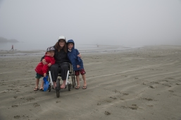 Disabled women who are incredible mothers
