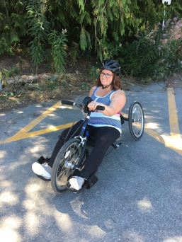 Travel with a wheelchair