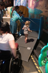 Going to Disney with a Spinal Cord Injury
